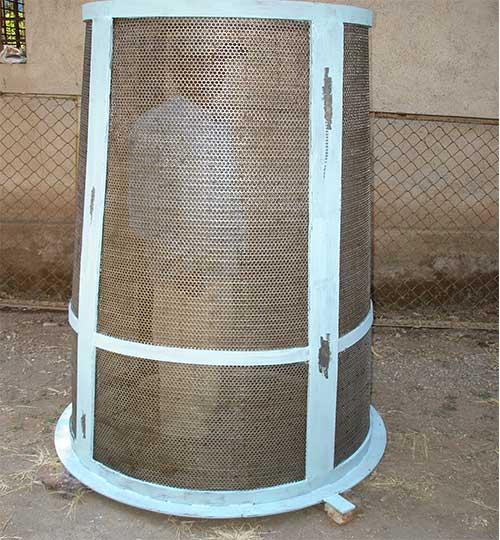 LNT Industries Engineering Services Temporary Conical STRAINERS